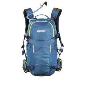 SOURCE Summit Pack Hidratación 15l, atlantic deep blue